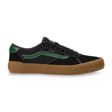 Vans Chima Pro 2 Skate Shoe - Black/Alpine