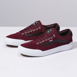 Vans Chima Ferguson Pro 2 Mesh Skate Shoe - Port Royale/Black