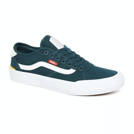 Vans Chima Pro 2 Skate Shoe - Prime Atlantic
