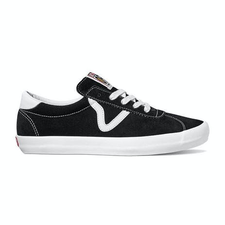 Vans Epoch Sport Pro Skate Shoe - Black/White