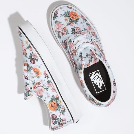 Vans Era Skate Shoe - Garden Floral