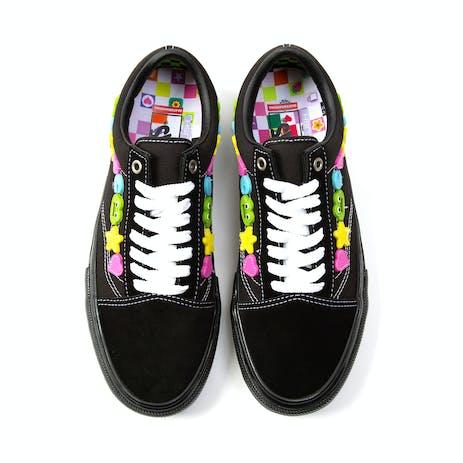 Vans x Frog LTD Skate Old Skool Skate Shoe - Black