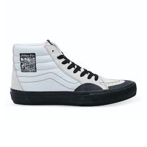 Vans Sk8 Hi Pro Skate Shoe - Jackson Pilz