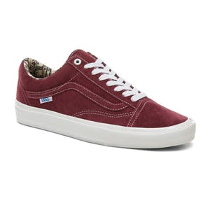 Vans Old Skool Pro Skate Shoe - Ray Barbee