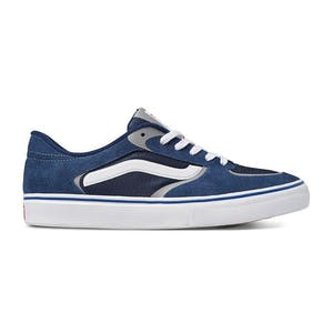 Vans Rowley Rapidweld Pro Skate Shoe - Navy/White
