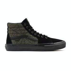 Vans Skate Sk8-Hi Kadow Skate Shoe - Web