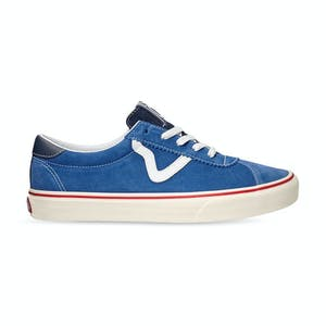 Vans Retro Sport Skate Shoe - Limoges/Parisian Night