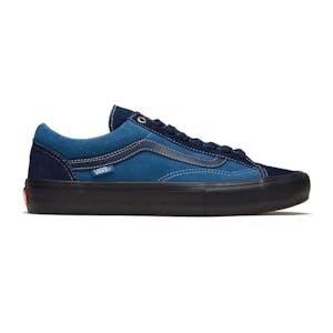 Vans Style 36 Pro Skate Shoe - Navy/Black