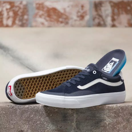 Vans TNT Advanced Prototype Skate Shoe - Parisian Night