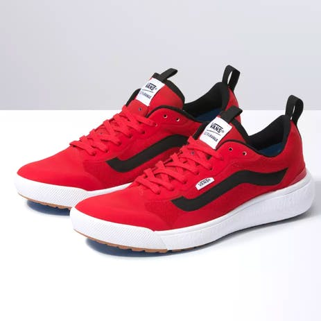 Vans Ultrarange EXO Shoe - Red