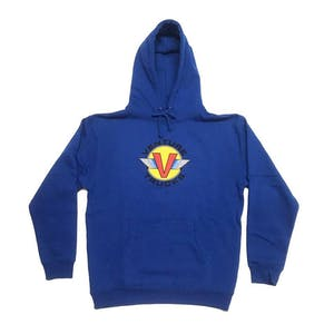 Venture Wings Hoodie - Royal/Yellow