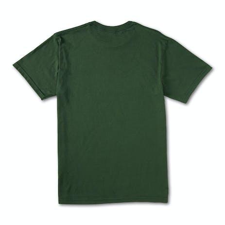 Volcom Louie Lopez Faces T-Shirt - Forest