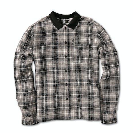 Volcom Louie Lopez Flannel Shirt - Black
