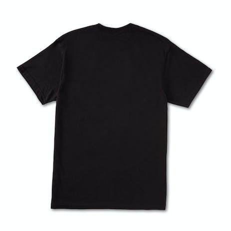 Volcom Louie Lopez Night Blur T-Shirt - Black