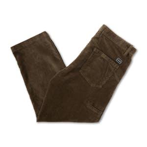 Volcom Louie Lopez Cord Pant - Dark Earth