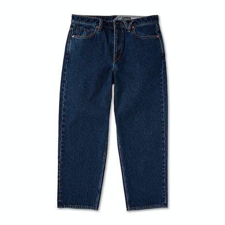 Volcom Louie Lopez Tapered Denim Pant - Blue Rinse
