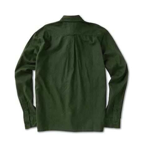 Volcom Louie Lopez Long Sleeve Workshirt - Duffle