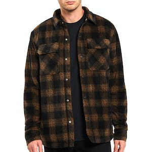 Volcom Bower Polar Fleece Jacket - Sanddune