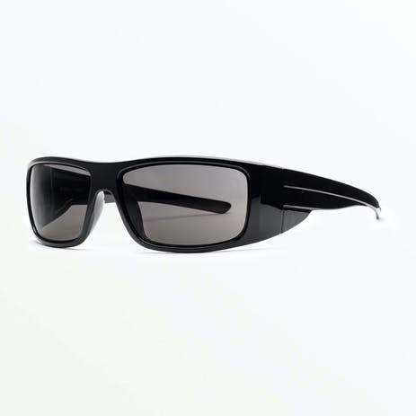 Volcom BS Sunglasses - Gloss Black / Grey