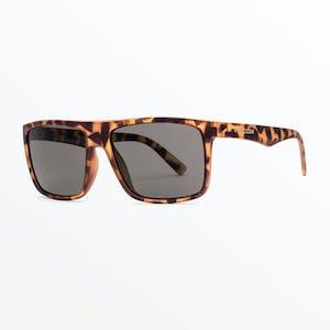 Volcom Franken Sunglasses - Matte Tort / Grey