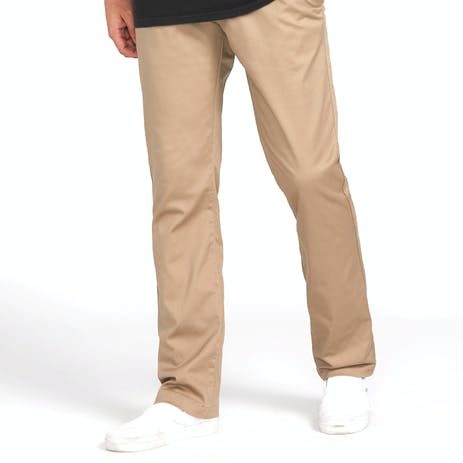 Volcom Frickin Modern Stretch Pant - Khaki