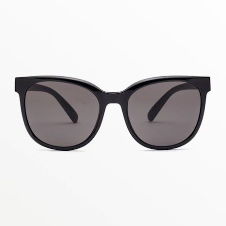 Volcom Garden Sunglasses - Gloss Black / Grey