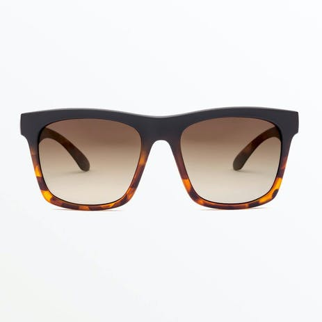 Volcom Jewel Sunglasses - Matte Darkside Bronze / Fade Polar