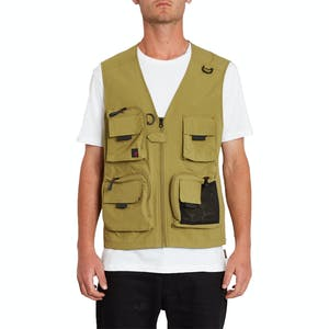 Volcom Loose Truck Ew Vest - Old Mill