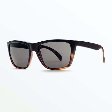 Volcom Plasm Sunglasses - Matte Darkside / Grey Polar