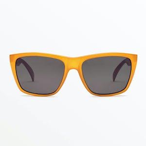 Volcom Plasm Sunglasses - Matte Honey / Grey Polar