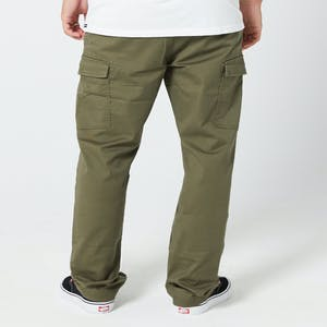 Volcom Revel Stretch Cargo Pant - Military