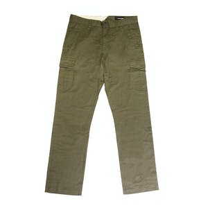 Volcom Revel Stretch Cargo Pant - Military