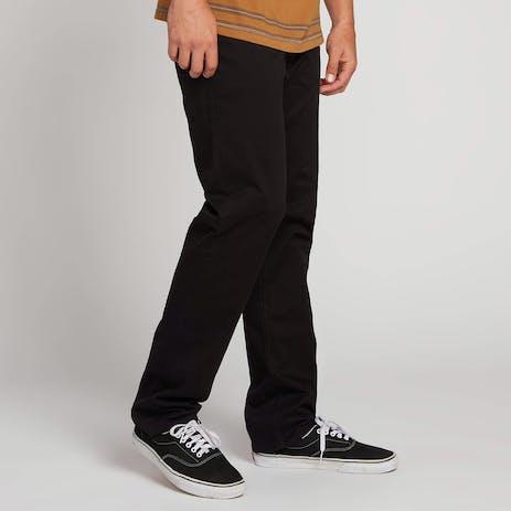 Volcom Solver Lite 5-Pocket Pant - Black