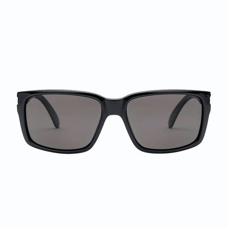 Volcom Stoneage Sunglasses - Gloss Black / Grey Polar