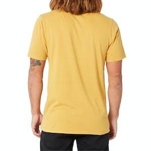 Volcom Wash Short Sleeve T-Shirt - Seedy Yellow
