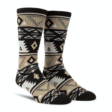 Volcom x Girl Skateboard Socks - Sand Dune
