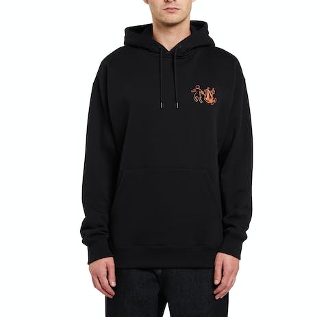 Volcom x Girl Stonely Pullover Hoodie - Black
