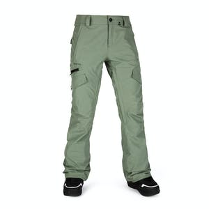 Volcom Aston GORE-TEX Women's Snowboard Pant 2021 - Dusty Green