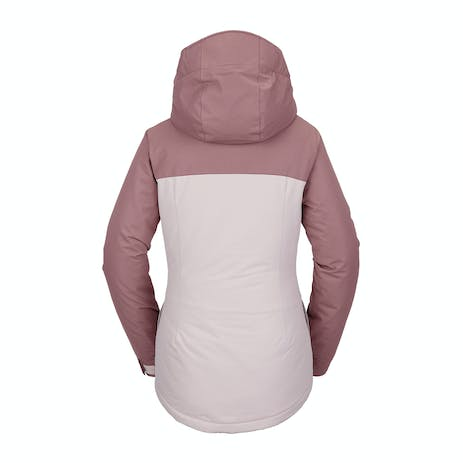 Volcom Bolt Insulated Women's Snowboard Jacket 2021 - Faded Pink