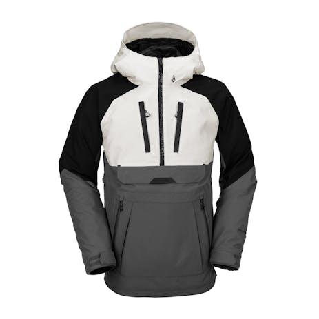Volcom Brighton Pullover Snowboard Jacket 2021 - Grey