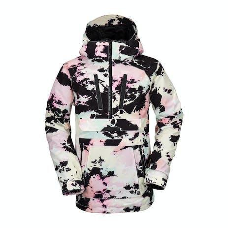 Volcom Brighton Pullover Snowboard Jacket 2021 - Mix