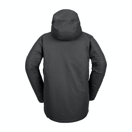 Volcom Deadly Stones Snowboard Jacket 2021 - Dark Grey