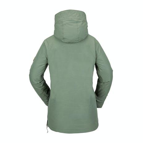 Volcom Fern Insulated Women's Snowboard Jacket 2021 - Dusty Green