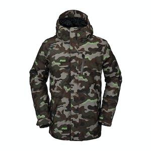 Volcom L GORE-TEX Snowboard Jacket 2021 - Army