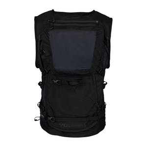 Volcom Iguchi Slack Vest 2021 - Black