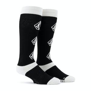 Volcom Lodge Snowboard Sock - Black