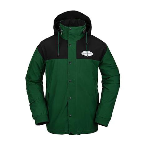 Volcom Longo GORE-TEX Snowboard Jacket 2021 - Forest