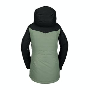 Volcom Pine 2L TDS Women's Snowboard Jacket 2021 - Dusty Green