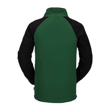 Volcom Polartec Half-Zip Fleece 2021 - Forest Green