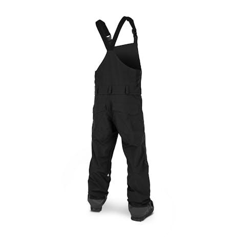 Volcom Rain GTX GORE-TEX Snowboard Bib 2021 - Black